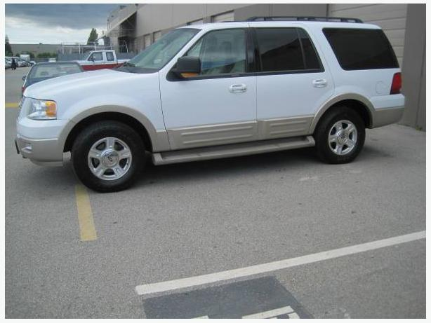 2006 ford expedition eddie bauer edition 4wd outside sea to sky corridor squamish. Black Bedroom Furniture Sets. Home Design Ideas