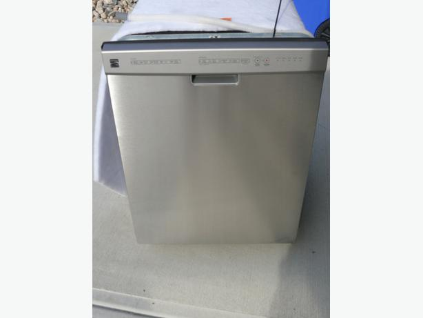Kenmore Elite Stainless West Regina Regina