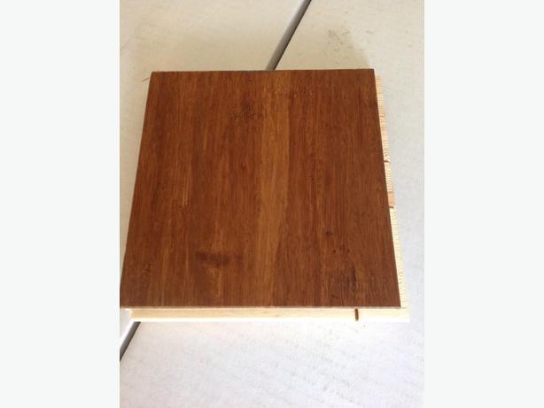 bamboo engineered hardwood floor new 200sq saanich victoria