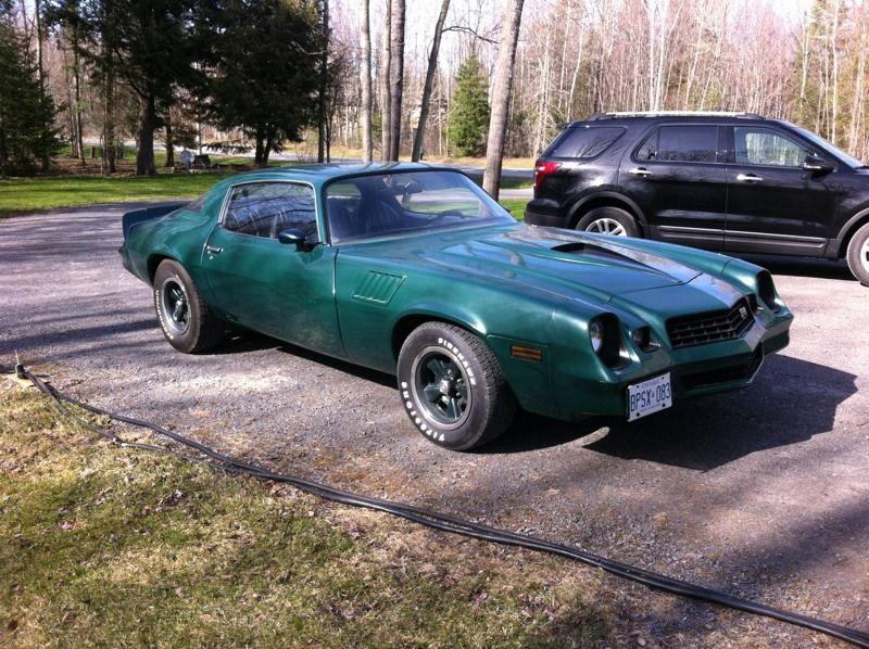 1978 Chevrolet Camaro Z28 For Sale Outside Ottawa Gatineau