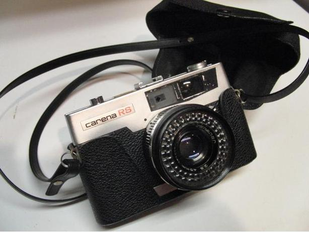 Vintage Carena RS Camera