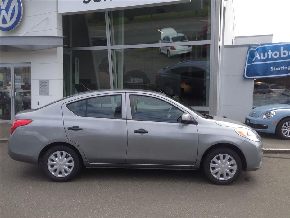 2012 nissan versa 1 6 s courtenay comox valley mobile. Black Bedroom Furniture Sets. Home Design Ideas