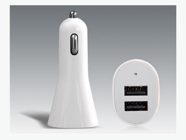 Bosen 3A Dual-USB Port Car Charger