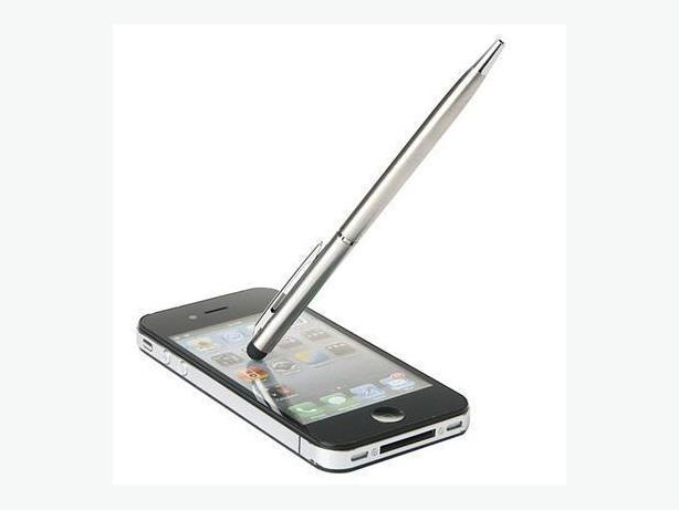2 in 1 Stylus for Touch Screens & A Ballpoint Pen