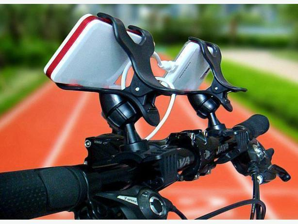 Bicycle Mount for Cell Phones & GPS Units