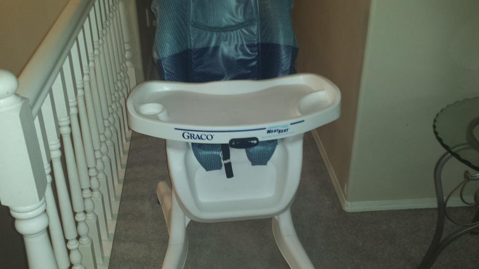 Graco Neat Seat Reclining High Chair West Shore Langford
