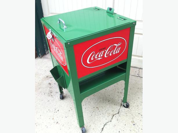 Antique Ice Box Parts - Ivoiregion