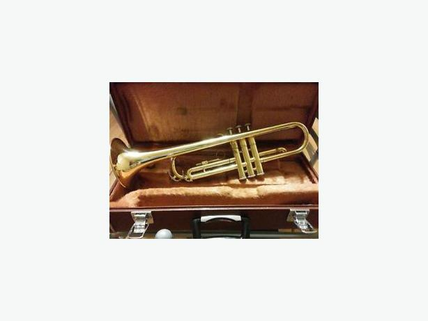 Yamaha ytr 232 brass student trumpet central saanich victoria for Yamaha student trumpets