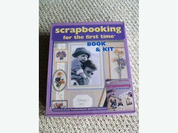 New Scrapbooking Book & Kit