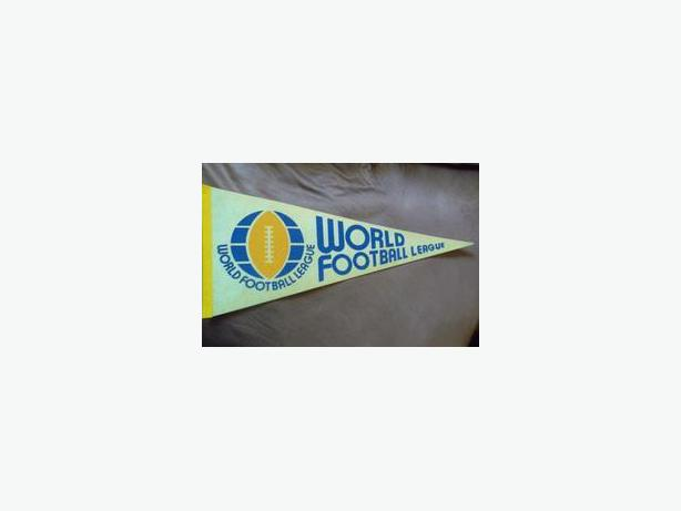 World Football League pennant