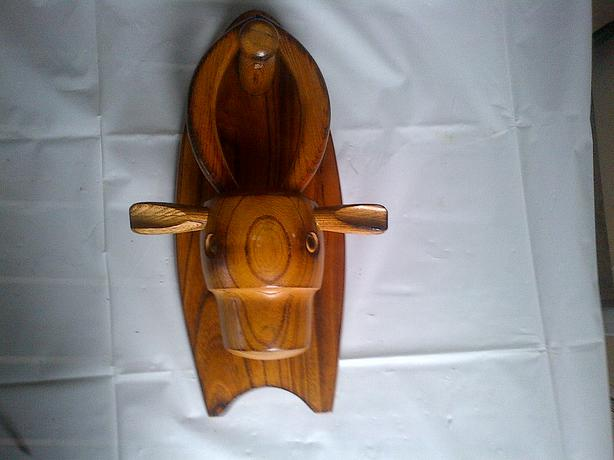 Refurbished Wood Wall Decor : Shoe brush west shore langford colwood metchosin