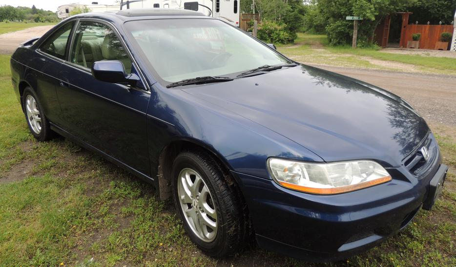 2002 honda accord coupe ex rural regina regina mobile for How many miles does a honda accord last