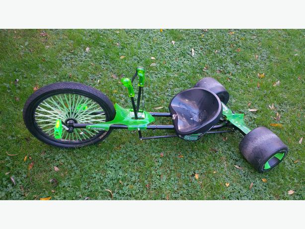 huffy green machine 180 spin
