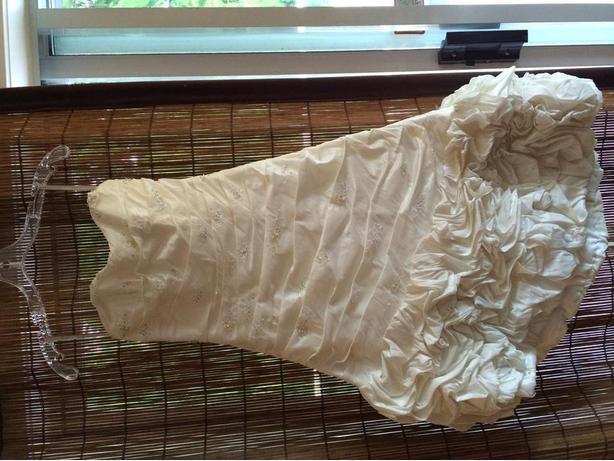 Beautiful Wedding Dress Maggie Sottero size 8