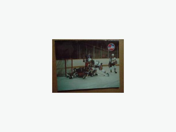 1979 Winnipeg Jets (WHA) program