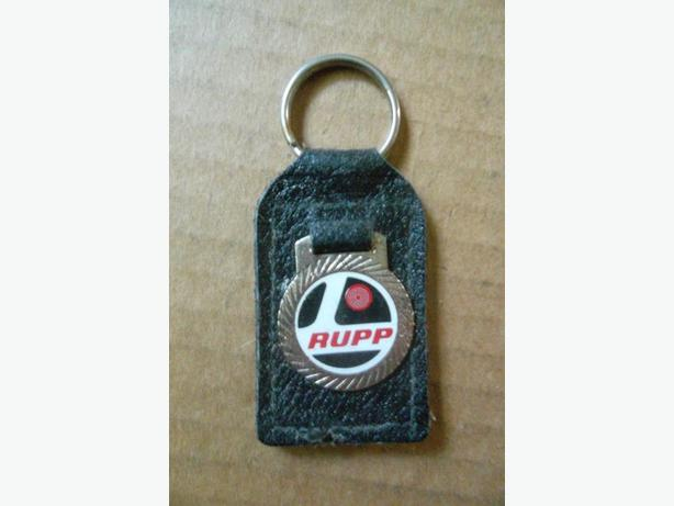 Rupp snowmobile key fob