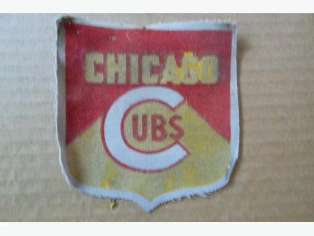 1940's-50's Chicago Cubs patch