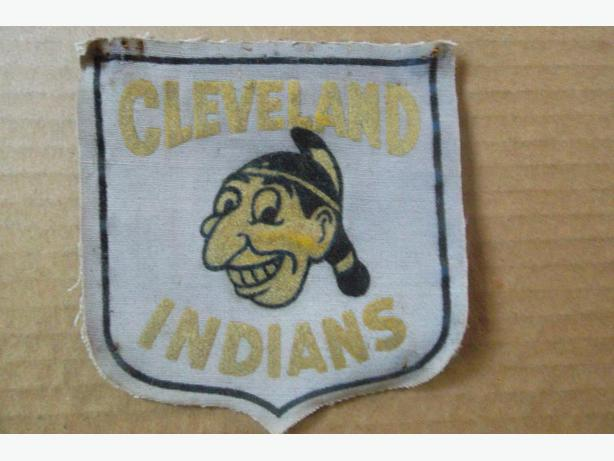 1940's-50's Cleveland Indians patch