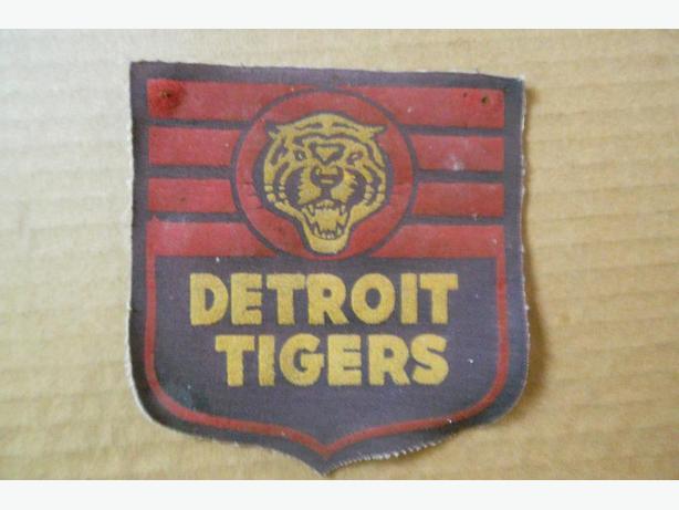 1940's-50's Detroit Tigers patch