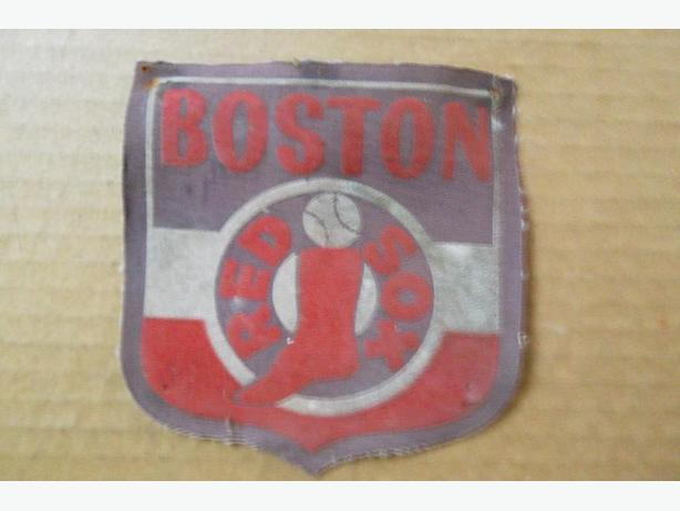 1940's-50's Boston Red Sox patch
