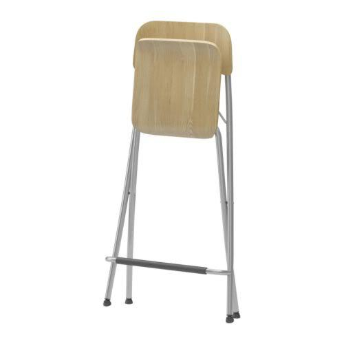 Ikea franklin folding bar stools north nanaimo nanaimo for Folding bar stools ikea