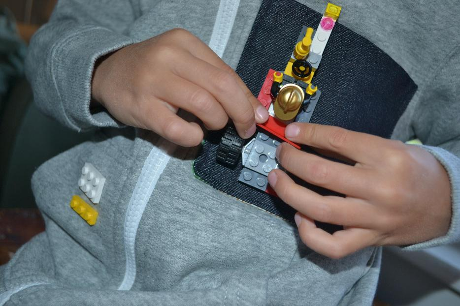 Lego Build Sweatshirt