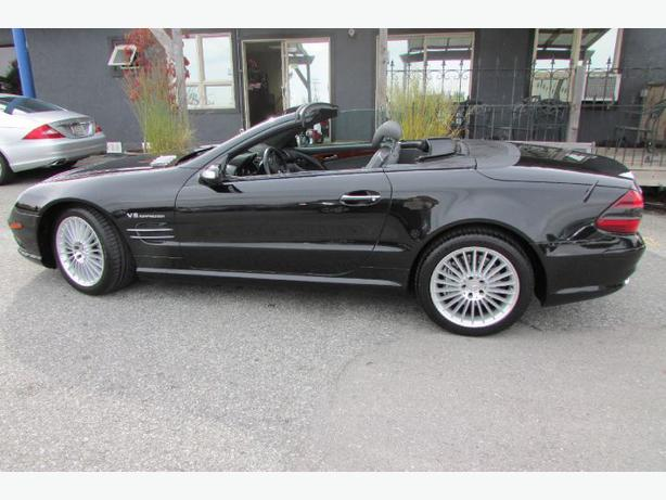 2005 mercedes benz sl55 amg call vancouver city vancouver for 2005 mercedes benz sl55 amg