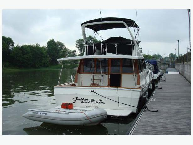 Bayliner 3288 & 3888 Hard Top
