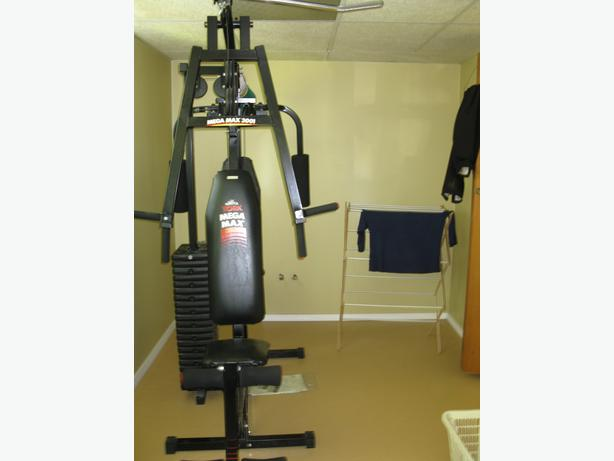 York home gym north nanaimo