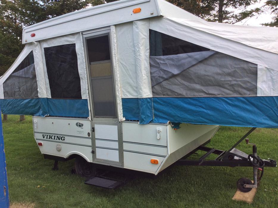 Hard Top Camper Trailer Summerside  Pei