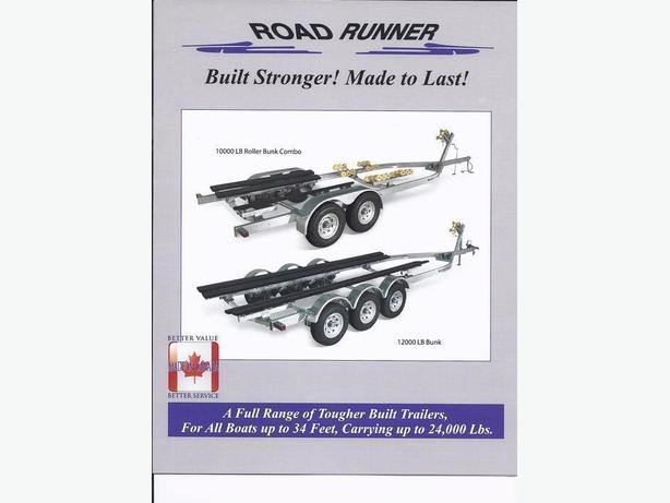 Road Runner Boat Trailers