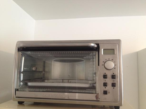 Black Amp Decker Toaster Oven Victoria City Victoria