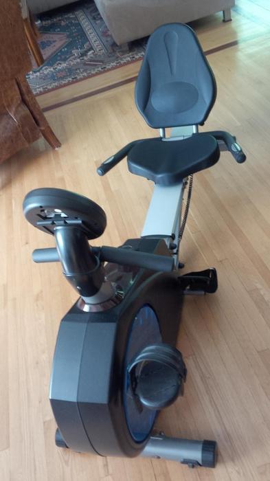 free spirit recumbent bike rowing machine manual