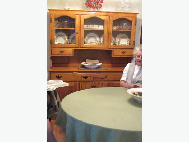 Vilas Dining Room Set And Coffee Table