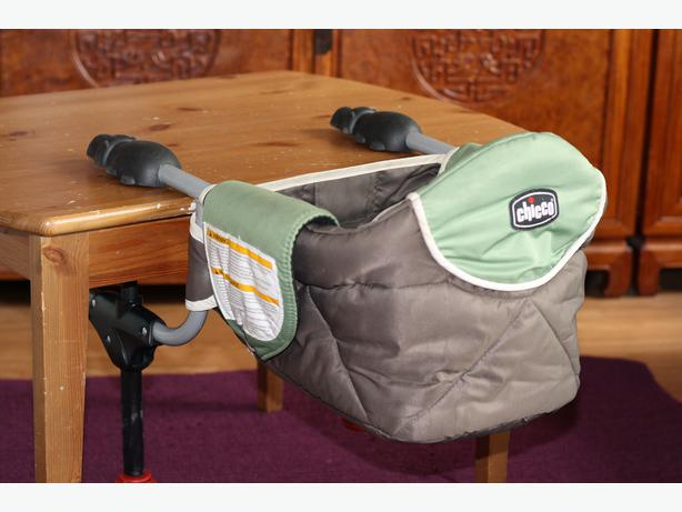 Hippo Table chicco hippo travel seat (hook on table chair) saanich, victoria