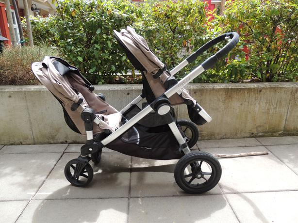 Used City Select Double Stroller For Sale
