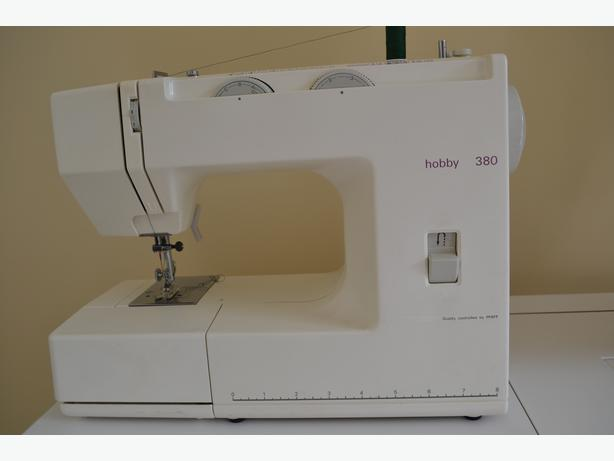 hobby 380 sewing machine