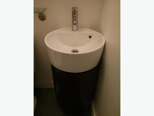 obo price reduced foremost jelly bean round bathroom