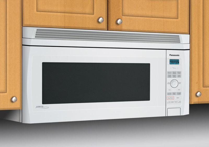 Panasonic Inverter Genius Microwave Otr Over The Range