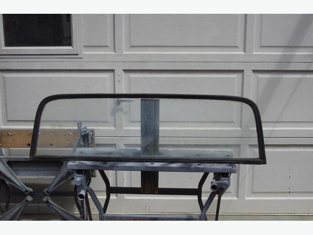 1967 Chev Pickup Small Rear Window
