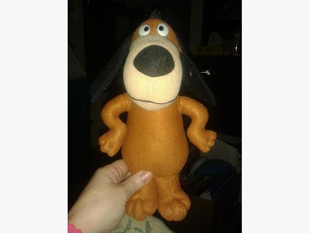 Hanna-Barbera plush doll