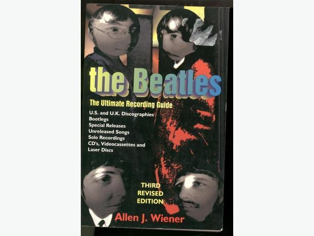 The Beatles Ultimate Recording Guide