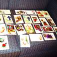 ANTIQUE CELLULOID POST CARDS AND REGULAR