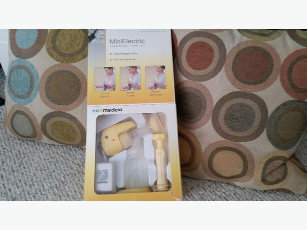 medela mini electric pump how to use