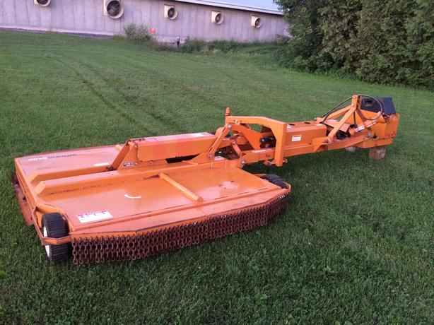 Woods Ditch Bank Rotary Mower