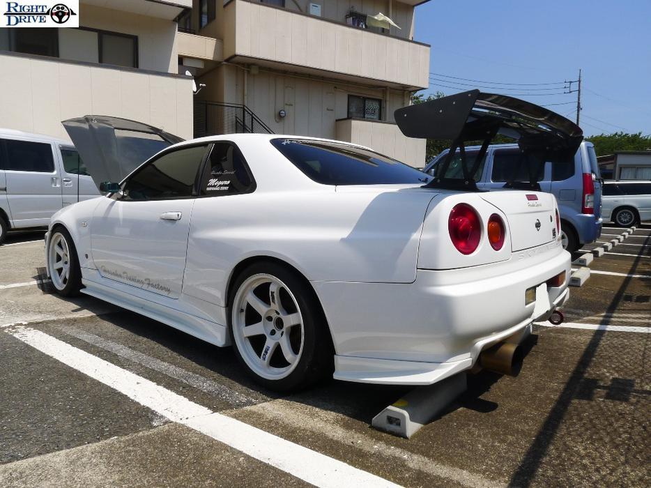 1999 Nissan Skyline Gtr R34 700 Hp Vaughan Toronto