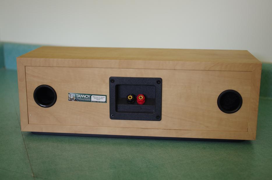 tannoy mercury fc center channel speaker saanich victoria. Black Bedroom Furniture Sets. Home Design Ideas