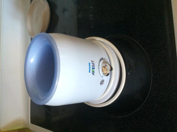 how to clean avent bottle warmer