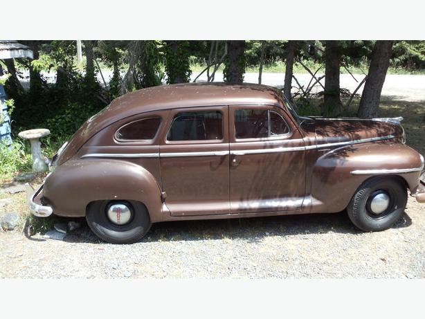 1947 dodge special deluxe victoria city victoria for 1947 dodge 2 door sedan