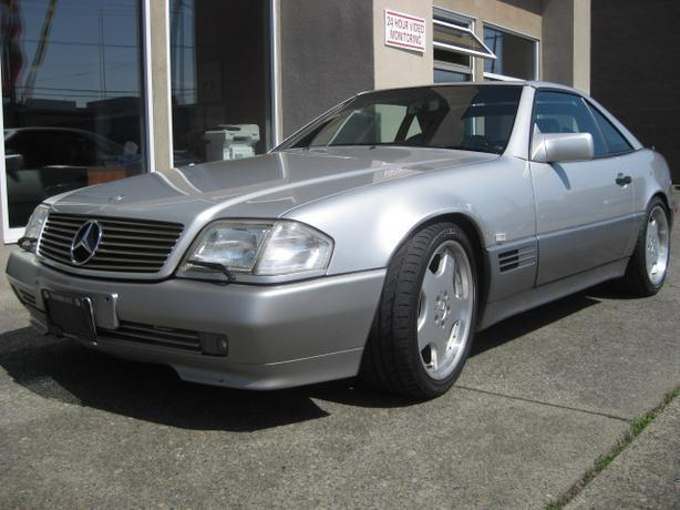 1991 mercedes benz sl500 3000 discount low kms for Mercedes benz wholesale